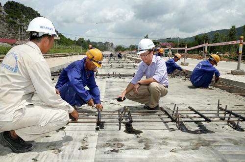 Thuật ngữ tiếng Anh chuyên ngành xây dựng cầu đường
