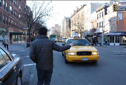 Cách gọi taxi khi bạn đang ở nước ngoài