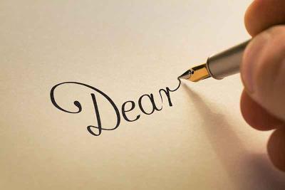Viết thư bằng tiếng Anh theo chủ đề