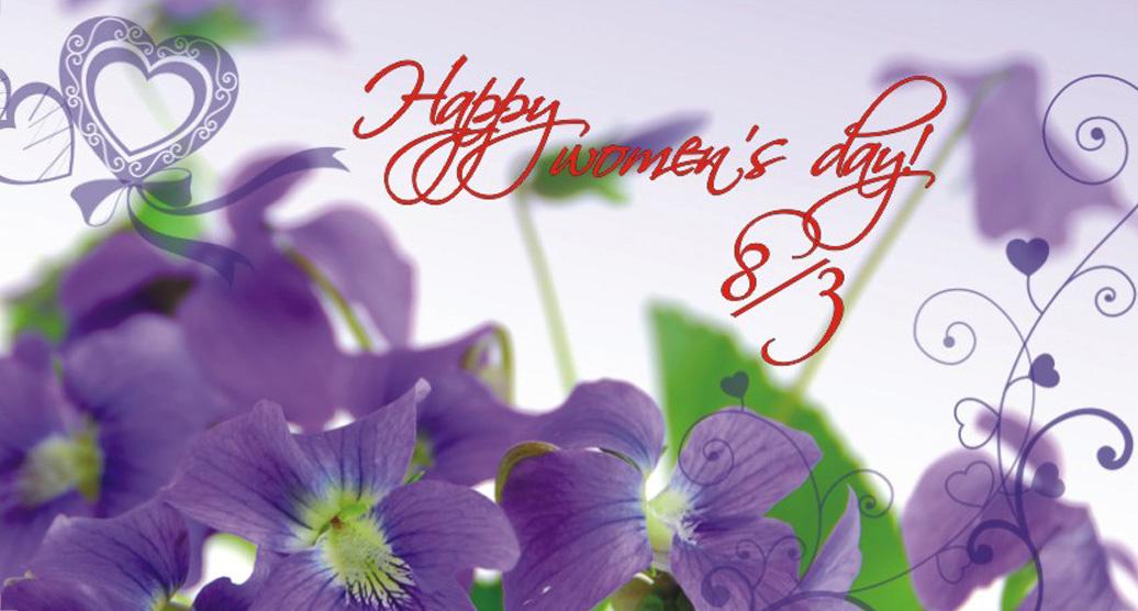 Lời chúc ngày quốc tế phụ nữ  8/3 bằng tiếng Anh ý nghĩa nhất