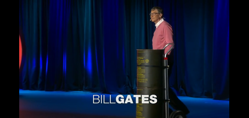 Bill Gates- The next outbreak- We're not ready