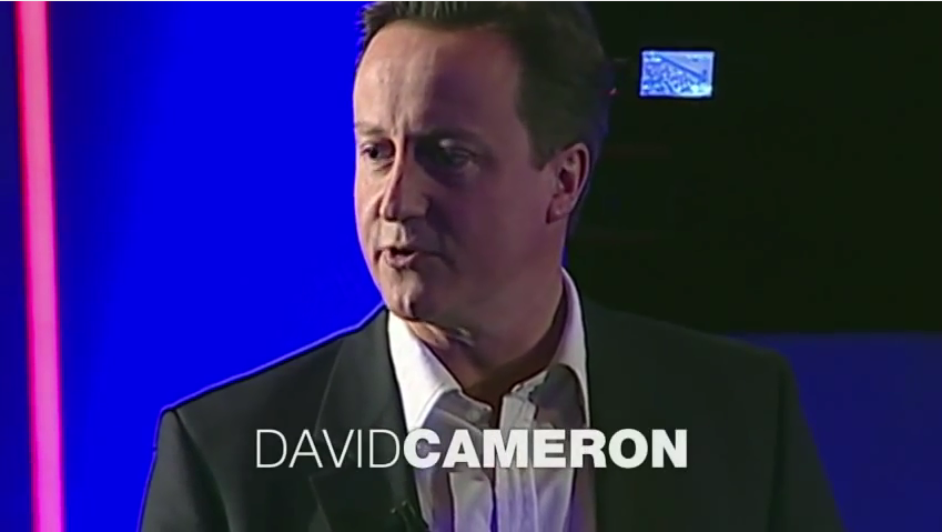 David Cameron- The next age of government