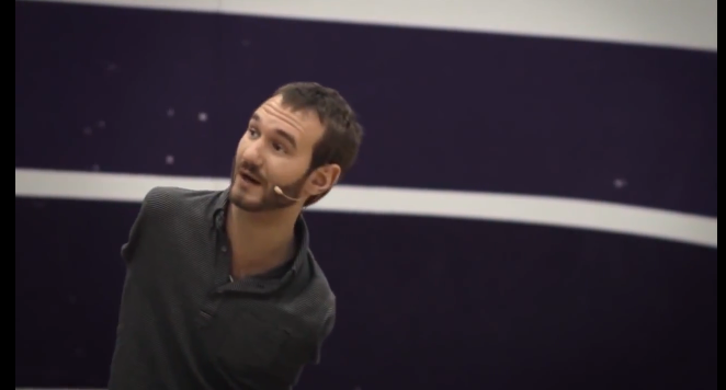 Nick Vujicic - Love Without Limits
