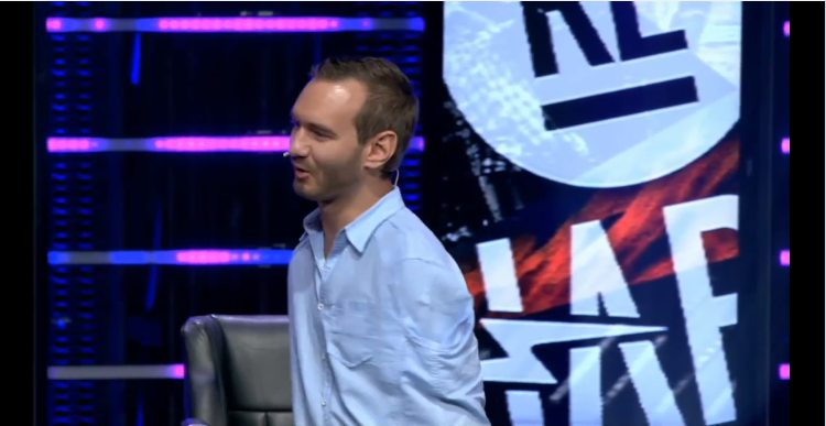 Rock Church - Nick Vujicic - God's Plan For You
