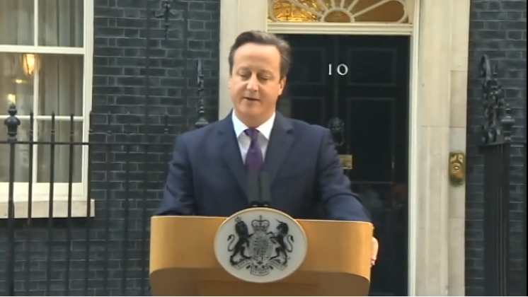 Scottish referendum David Cameron speech