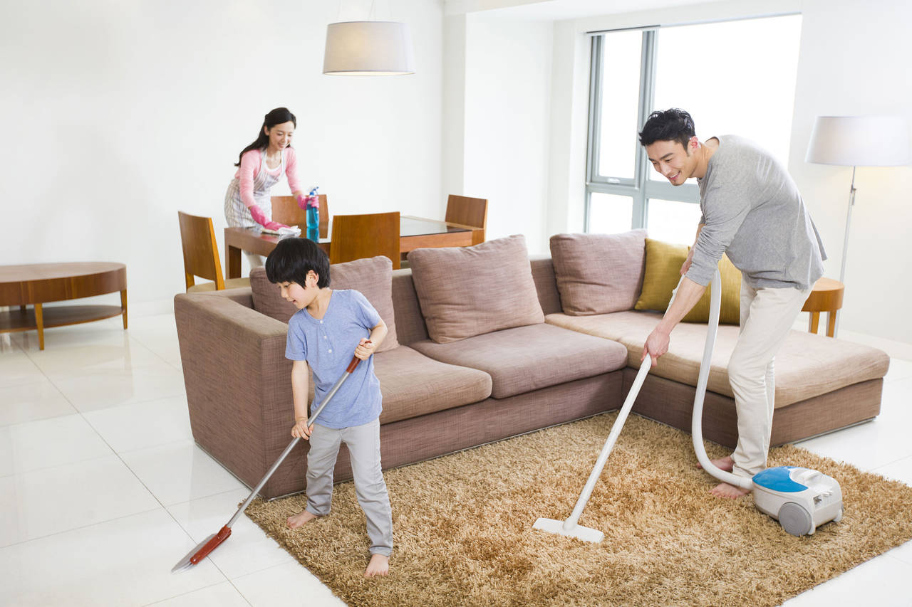 Lesson 16: Sharing household chores