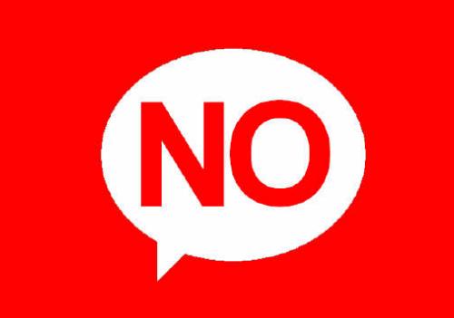 """Những từ ghép và thành ngữ đi với """"No"""""""