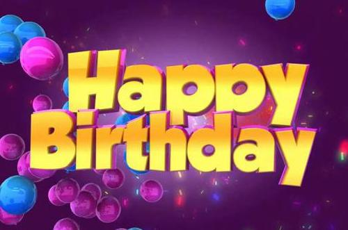 Những lời chúc mừng sinh nhật ý nghĩa nhất trong tiếng Anh (phần 2)
