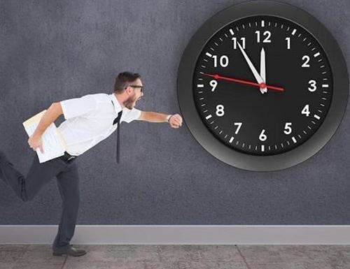 Cách giải thích khi bạn trễ hẹn bằng tiếng Anh