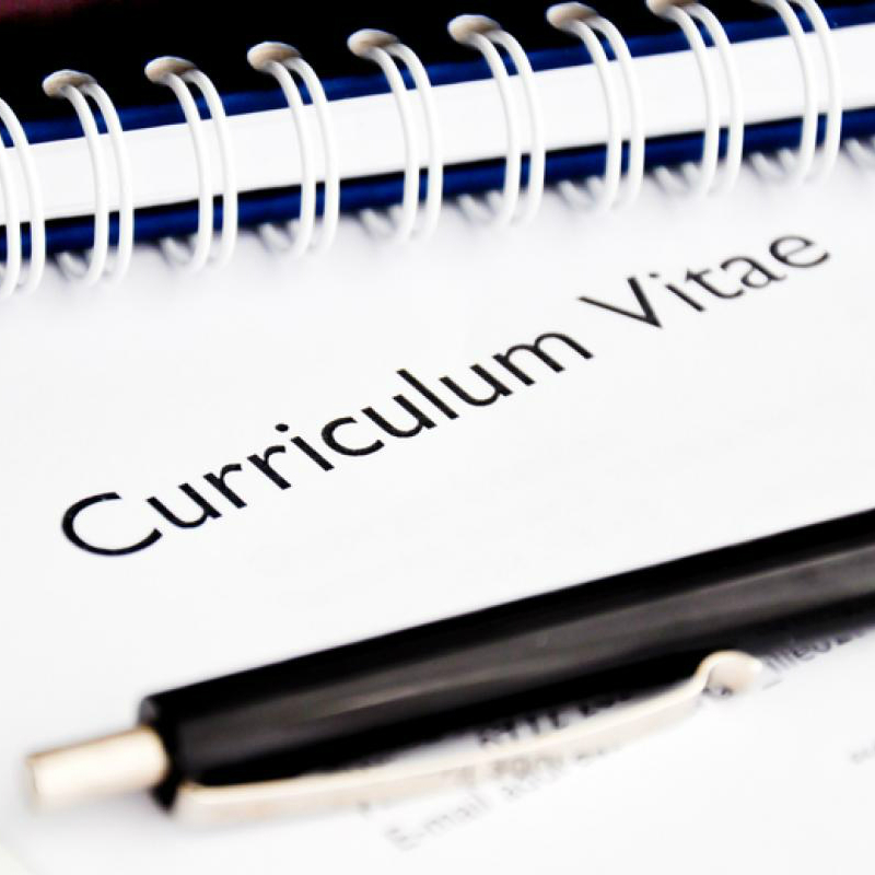 Unit 9: Writing your CV