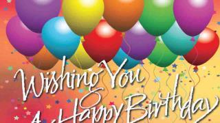Những lời chúc mừng sinh nhật bằng tiếng Anh ý nghĩa