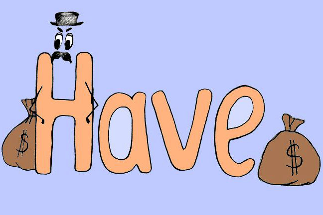 """Cụm từ tiếng Anh bắt đầu bằng """"have"""""""
