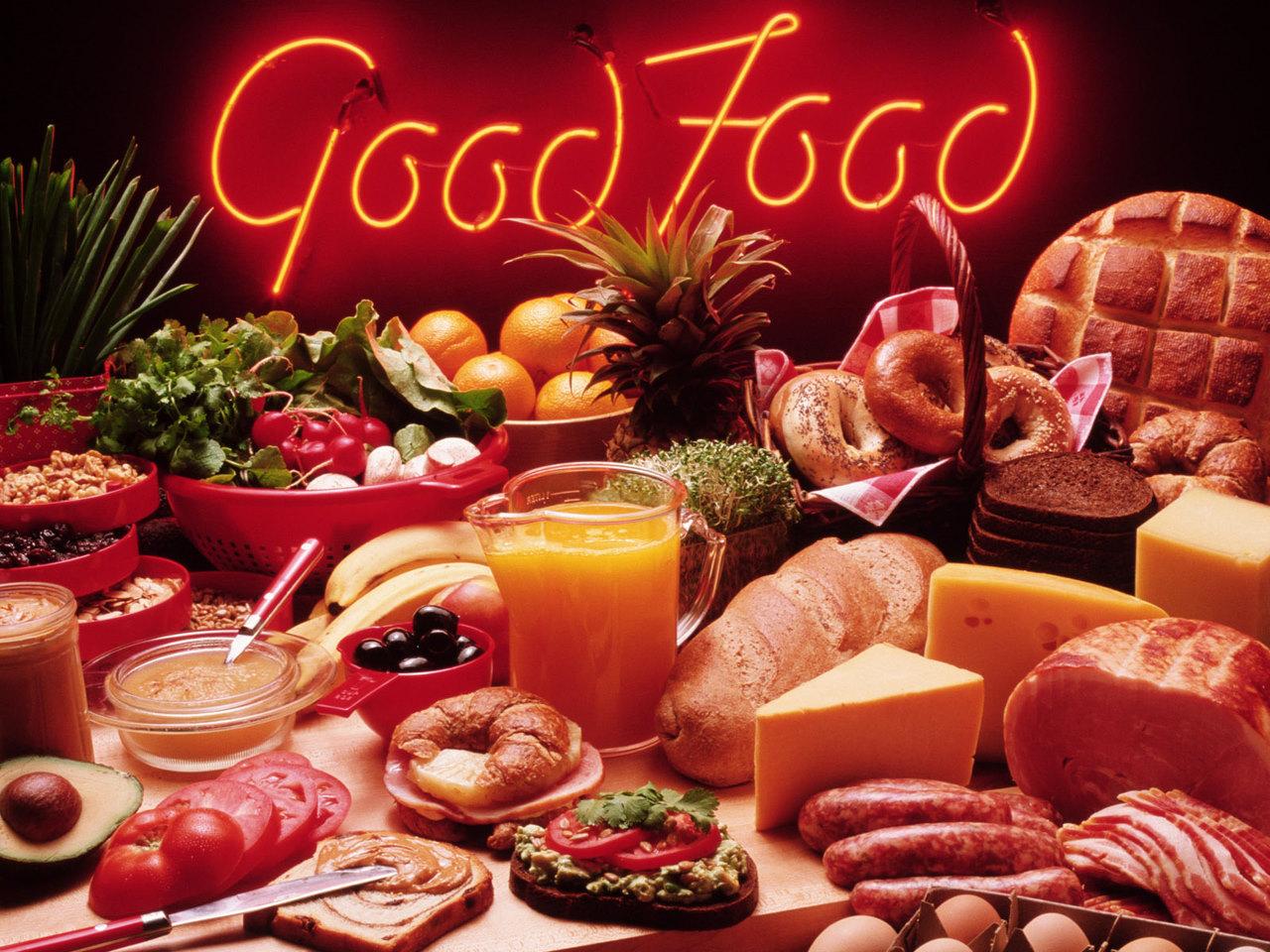 Các từ tiếng Anh dùng để mô tả thức ăn