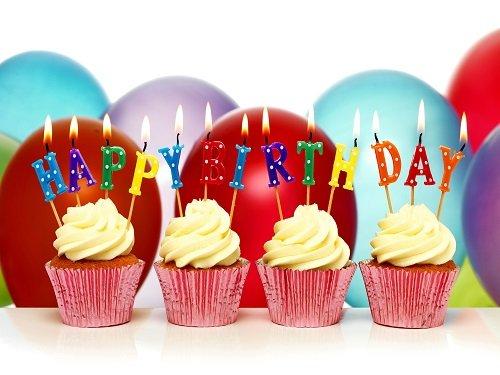 Những lời chúc mừng sinh nhật ý nghĩa nhất trong tiếng Anh (phần 1)