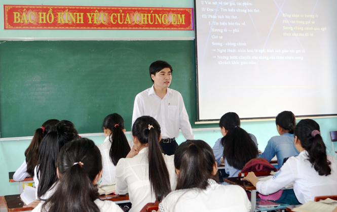 Những câu nói tiếng Anh về thầy cô giáo