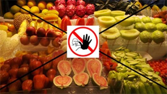 Cụm từ tiếng Anh về chủ đề thực phẩm nhiểm bẩn