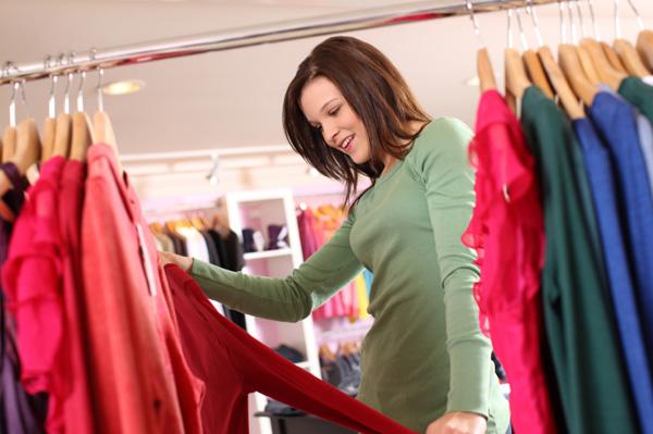 Tiếng Anh giao tiếp bán quần áo