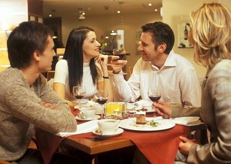 Tiếng Anh giao tiếp trong quán ăn