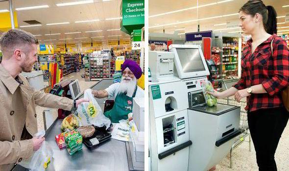 Tiếng Anh giao tiếp trong siêu thị