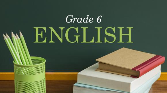 Từ vựng tiếng Anh lớp 6 cần ghi nhớ