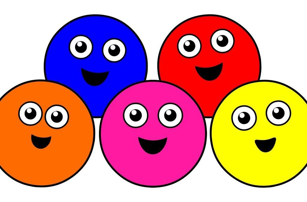 Học và ghi nhớ Các loại màu sắc trong tiếng Anh cực đơn giản