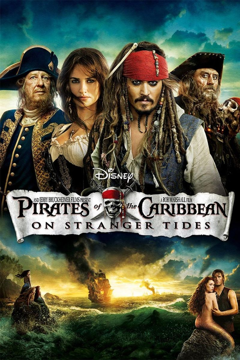 Pirates of the Caribbean - On Stranger Tides (2011)